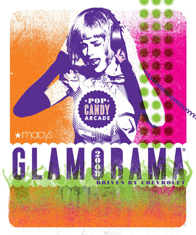 Glamorama 2008 - Pop Candy Arcade
